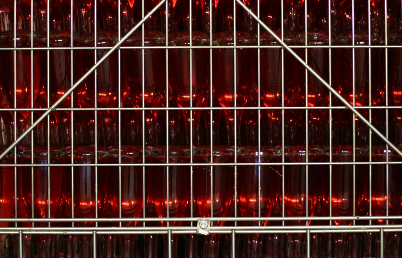 A kulisszák mögött: erjednek a rosé pezsgők